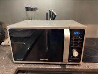Samsung Microwave Oven MS23F301TAS - Silve