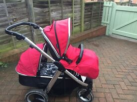 BABYstyle oyster max tandem