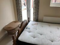 ^ NEW DOUBLE ROOM LOCATED JUST SECONDS FROM PICCADILLY LINE STATION , £550PM ALL BILLS INC MUST SEE^