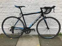 "Carrera Zelos Tourney Aluminium Road Bike AS NEW!! (20""/52cm)"