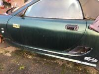 Mg for breaking Manchester! Xenon front lights in perfect condition