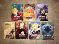 FULL-METAL ALCHEMIST, volumes 1-21