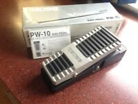 Boss PW-10 V-Wah Guitar Effects Pedal