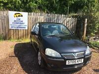2005 VAUXHALL CORSA SXI 1.2 ONLY 55,000 MILES!! 1 YEAR MOT! LOW INSURANCE GROUP!