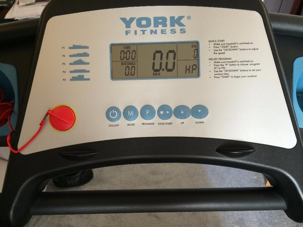 york inspiration treadmill. york inspiration treadmill model 51094-j04008692 york inspiration treadmill