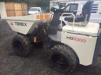 Terex Dumper Truck Hi-lift