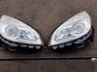 2007 senic 1,5 d headlights and rear lights