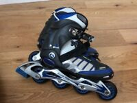 Roller blades size 6 - almost new