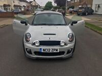 2012 MINI Cooper S Coupe JCW Pack 1.6 2dr