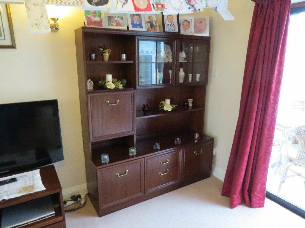 G Plan Garrick Mahogany Sideboard With Drinks Compartment