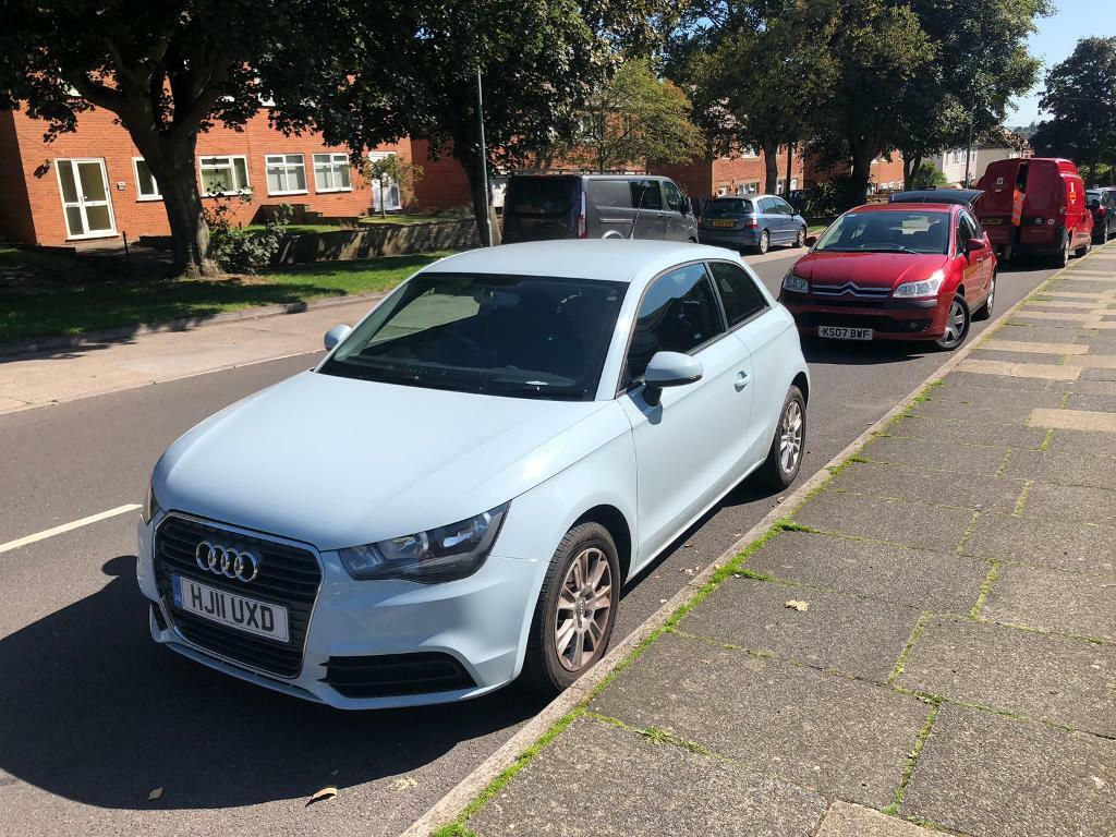 Audi A1 Very Rare Baby Blue Colour Low Mileage Start Stop