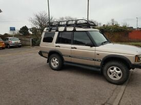 Landrover Discovery TD5 GSTd5
