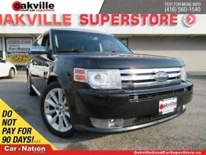 2010 Ford Flex Limited | LEATHER | PANO ROOF | 7 PASS | BLUETOOT