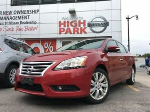 2014 Nissan Sentra SL**TOP OF THE LINE**NAV**HEATED SEATS**