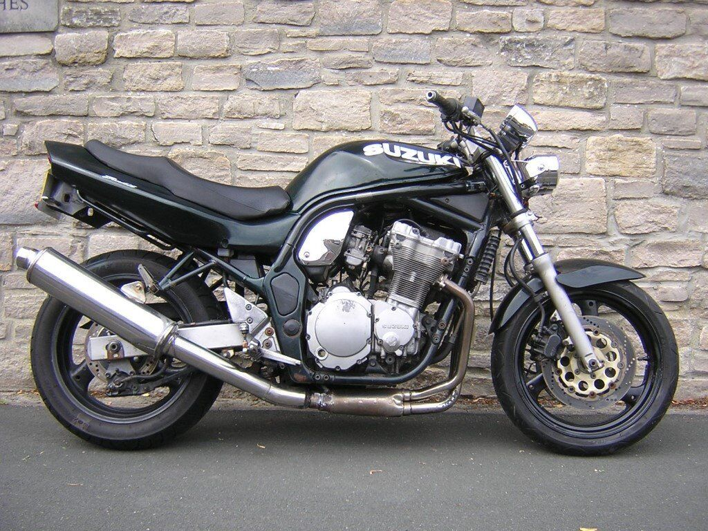 suzuki bandit 600 in weymouth dorset gumtree. Black Bedroom Furniture Sets. Home Design Ideas