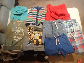 Large selection of boys clothing aged 3-4 years