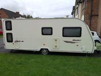 Avondale Dart 556 2007 6 berth touring caravan with awning - BARGAIN!!