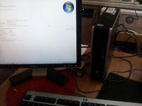 HP Compaq Elite 8300 Ultra-Slim Desktop PC [I3-3220 3.2 GHz, 4GB, 320GB]