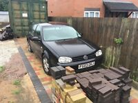 Vw golf gti 2.0tlr 5 door