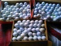 300 GRADE A GOOD CONDITION GOLF BALLS OFFERS