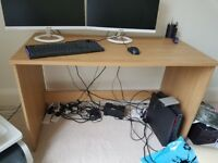 Basic, cheap but sturdy desk for sale