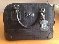 £30 Black Luigi handbag