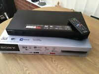 Sony Blu Ray disc player BDP_S7200