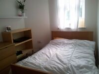 Double Bed with Mattress - Collection Only