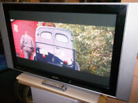 Philips 42 inch Plasma widescreen flat TV with Freeview / HD READY