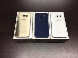 Samsung galaxy s6 edge 32gb unlocked very good condition different colours available