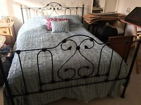 Decorative Iron Bed Frame