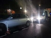 24hour mobile tyre emergency fitting service London