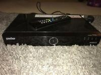 Humax freeview recorder 500gb