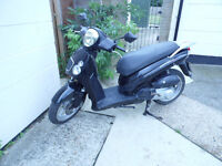 Baotian 125cc BT125-3A Citi Bike