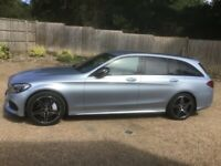 Immaculate Mercedes-Benz, C CLASS 250d AMG Line Estate