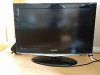 Samsung TV - Excellent Condition; LE32R74BD LCD Freeview