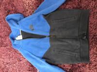 Nike zip up hoodie age 8-10