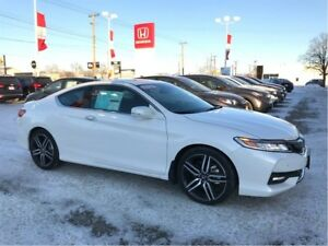 2017 Honda Accord Touring V6 Coupe- BRAND NEW