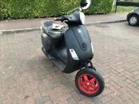 Piaggio vespa lx 125cc moped scooter vespa honda piaggio yamaha gilera peugeot