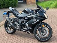 Kawasaki Ninja 125cc Performance Edition (2020)