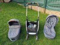 Mamas & Papas Flip XT2 Pram/Buggy system