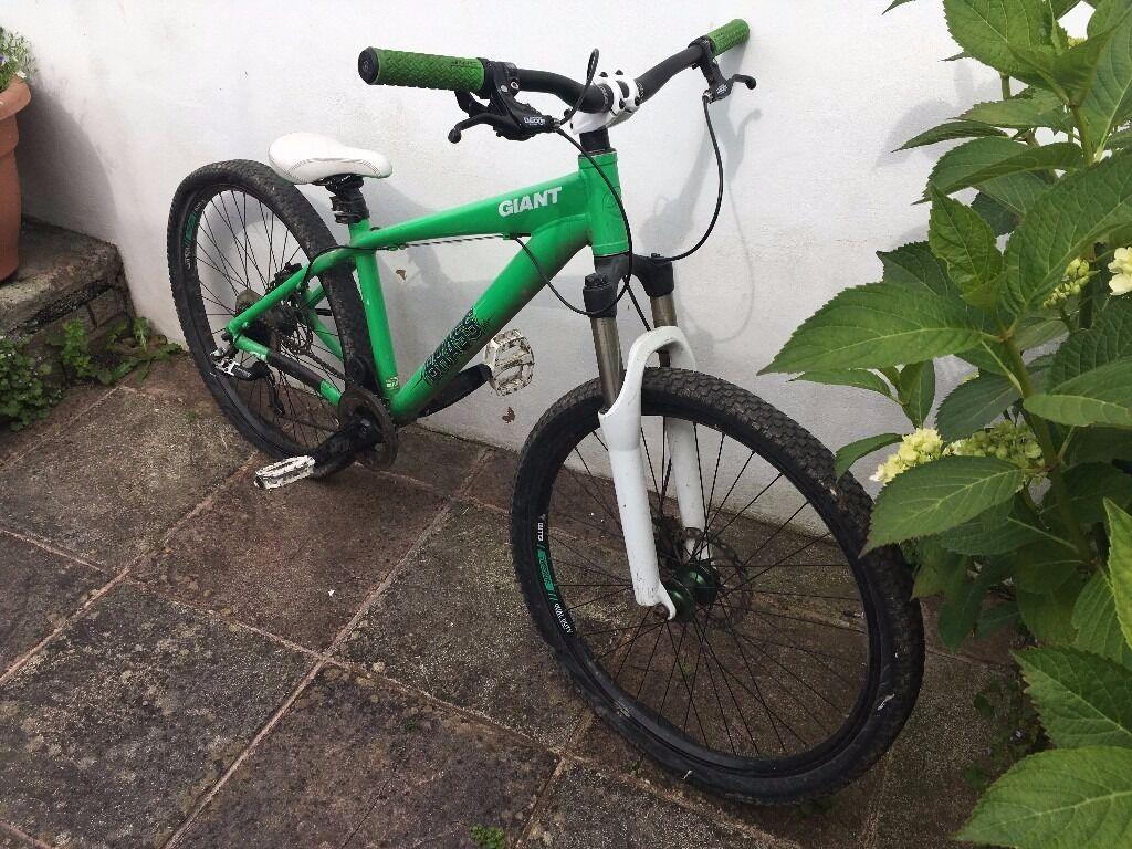 Giant Brass Off Road Sport Mountain Bike 225 00 Ono In