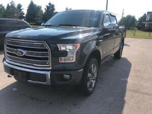 2015 Ford F-150 Lariat/King Ranch/XLT/Platinum/XL