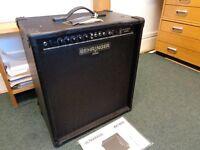 Behringer Ultrabass BX1800 Bass Amp - VGC - hardly used