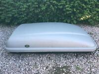 Roof Box - Genuine Landrover brand, Karrite