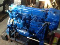 Ford marine 150hp turbo diesel engine