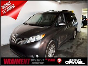 2011 Toyota Sienna Limited 7 Passenger AWD DVD TOIT OUVRANT