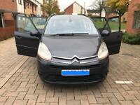 Make Me an offer Sale or Swap to a small car Citroen C4 7 Seater 12 Months MOT . £ 1595 ono