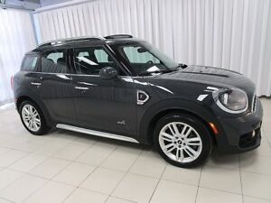 2018 MINI Cooper Countryman S ALL4 AWD w/ HEATED SEATS, DUAL MOO