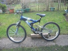 Bike / Mans Ridge Mountain Bike